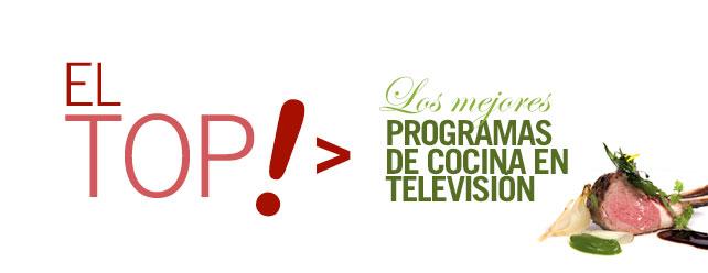 El top los 15 mejores programas de cocina en tv for Programas de cocina