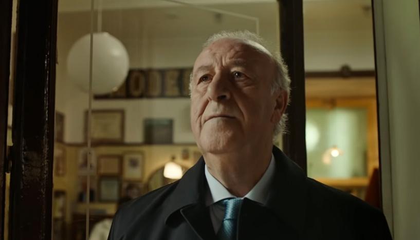 Vicente Del Bosque Sin Bigote No Es Vicente Creaerte Com